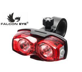 Zadné svetidlo na bicykel Falcon Eye Magic