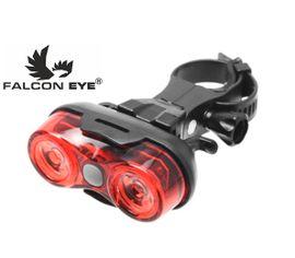 Zadné svetlo na bicykel Falcon Eye Ross
