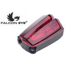 Zadné svetlo na bicykel s laserom Falcon Eye FE-52
